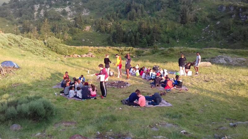 Centre de vacances Mercadal  - Chalet le Montagnard
