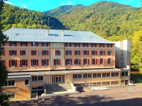 Centre d'accueil Aulus les Bains