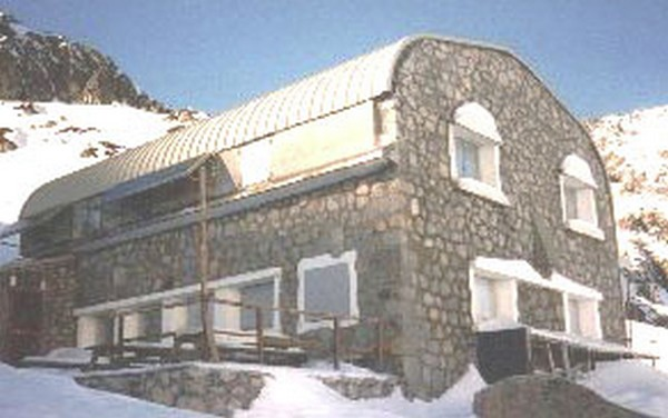 Refuge du Larribet