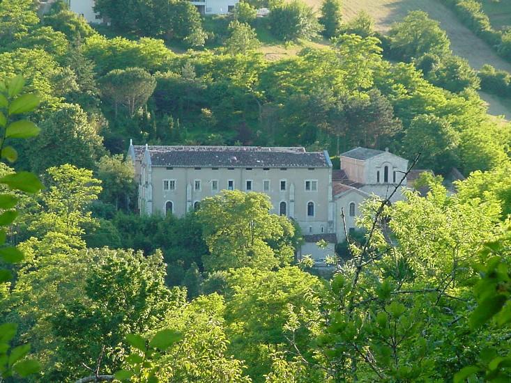 L'ancien Carmel de Moissac